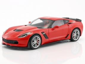 Chevrolet Corvette C7 Z06 Baujahr 2014 torch rot 1:18 AUTOart