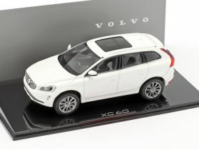 Volvo XC60 Baujahr 2016 kristallweiß 1:43 Norev