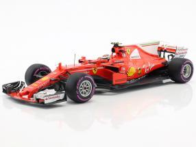 Kimi Räikkönen Ferrari SF70H #7 Australia GP formula 1 2017 1:18 BBR