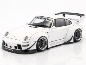 Porsche 911 (993) RWB weiß 1:18 AUTOart