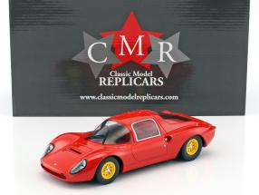 Ferrari Dino 206 S Plain Body Version Baujahr 1966 rot 1:18 CMR