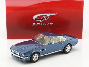 Aston Martin V8 Vantage V580 X-Pack blau 1:18 GT-Spirit