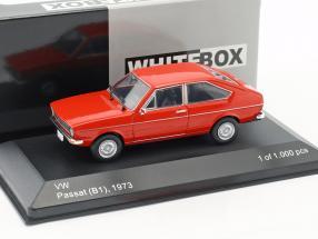 Volkswagen VW Passat B1 Baujahr 1973 rot 1:43 WhiteBox