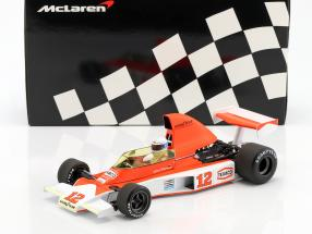 Jochen Mass McLaren Ford M23 #12 3rd South Africa GP formula 1 1976 1:18 Minichamps