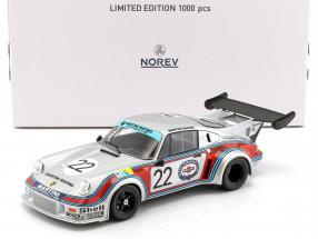 Porsche 911 Carrera RSR 2.1 #22 2nd 24h LeMans 1974 Lennep, Müller 1:18 Norev