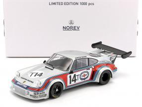Porsche 911 RSR 2.1 Turbo #14T Practice 1000km Spa 1974 Müller, van Lennep 1:18 Norev