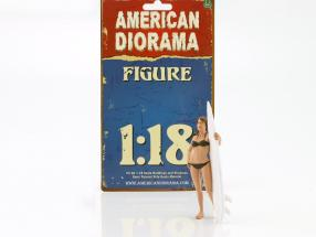 surfer Casey figure 1:18 American Diorama