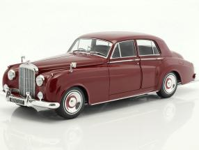 Bentley S2 year 1960 red 1:18 Minichamps