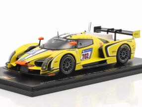SCG003C #702 24h Nürburgring 2017 Mutsch, Piccini, Laser, Mailleux 1:43 Spark