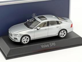 Volvo S90 Baujahr 2016 osmium grau 1:43 Norev