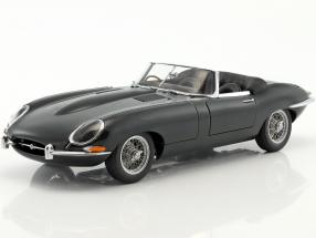Jaguar E-Type Roadster Series I 3.8 year 1961 british racing green 1:18 AUTOart