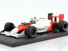 Stefan Johansson McLaren MP4/3 #2 formula 1 1987 1:18 Minichamps