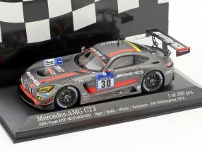 Mercedes-Benz AMG GT3 #30 24h Nürburgring 2016 HTP Motorsport 1:43 Minichamps
