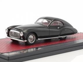 Talbot Lago T26 Grand Sport by Franay Baujahr 1947 schwarz 1:43 Matrix