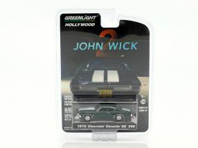 Chevrolet Chevelle SS 396 Baujahr 1970 Film John Wick Chapter 2 (2017) 1:64 Greenlight