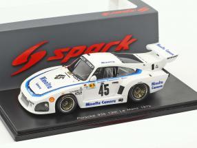 Porsche 935 K3 #45 24h LeMans 1979 Plankenhorn, Gurdjian, Winter 1:43 Spark