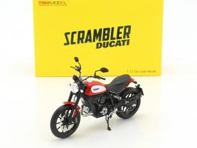 Ducati Scrambler Icon 803cc Baujahr 2015 schwarz / rot 1:12 True Scale