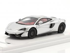 McLaren 570GT Baujahr 2016 silber metallic 1:43 True Scale