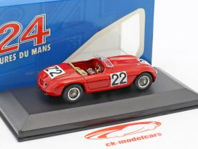 Ferrari 166MM #22 Winner 24h LeMans 1949 Chinetti, Seldson 1:43 Ixo