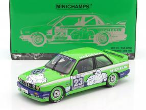 BMW M3 (E30) #23 DTM 1988 Peter Oberndorfer 1:18 Minichamps