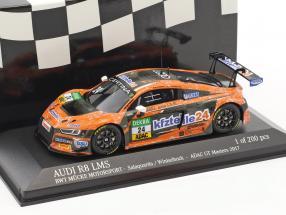 Audi R8 LMS #24 GT Masters Salaquarda, Winkelhock 1:43 Minichamps