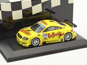 Audi TT-R #20 DTM 2000 Kris Nissen 1:43 Minichamps