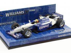 Ralf Schumacher Williams FW23 #5 Formel 1 2001 1:43 Minichamps