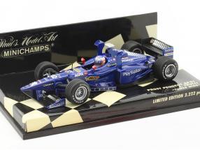 Jarno Trulli Prost AP01 #12 Formel 1 1998 Tower Wing 1:43 Minichamps