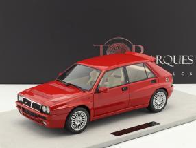 Lancia Delta Integrale Evolution Baujahr 1987 rot 1:12 TopMarques