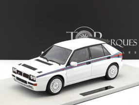 Lancia Delta Integrale Evolution Martini 5 Baujahr 1987 weiß 1:12 TopMarques