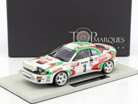 Toyota Celica GT4 #3 Winner Rallye Monte Carlo 1993 Auriol, Occelli 1:18 TopMarques