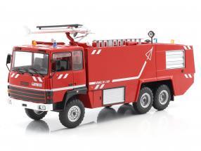 Thomas VMA 72 Armee de l'air Löschfahrzeug rot / weiß 1:43 Atlas