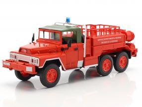 ACMAT 6x6 SDIS de la Dordogne Feuerwehr rot 1:43 Atlas