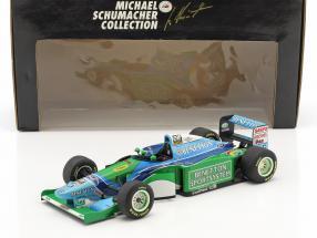 Michael Schumacher Benetton B194 #5 Weltmeister Formel 1 1994 1:18 Minichamps