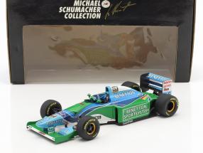 Michael Schumacher Benetton B193B #5 Presentation Car Formel 1 1994 1:18 Minichamps