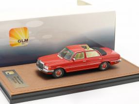 Mercedes-Benz 208 SEL W116 Landaulet Baujahr 1973-1979 rot 1:43 GLM
