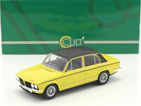 Triumph Dolomite Sprint Baujahr 1975 gelb / schwarz 1:18 Cult Scale