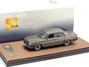 Mercedes-Benz AMG 450 SEL 6.9 W116 year 1978 gray-brown metallic 1:43 GLM