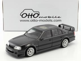 Opel Omega Evo 500 Baujahr 1990 schwarz metallic 1:18 OttOmobile