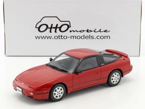 Nissan 180 SX Baujahr 1992 rot 1:18 OttOmobile