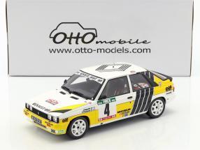 Renault R11 Turbo #4 2nd Rallye Portugal 1987 Ragnotti, Thimonier 1:18 OttOmobile
