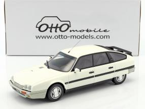 Citroen Cx 2.5 GTI Turbo 2 Baujahr 1988 weiß 1:18 OttOmobile