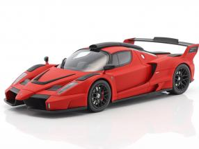 Gemballa MIG-U1 year 2010 red / black 1:18 GT-Spirit