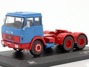 Henschel HS 19 TS blau / rot 1:43 Ixo