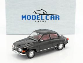Saab 96 V4 black 1:18 Model Car Group