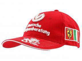 Michael Schumacher Ferrari Driver Cap Dragon Formula 1 2006