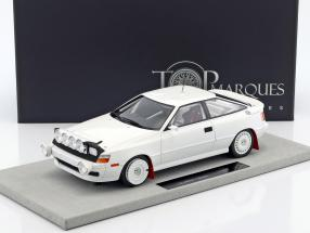Toyota ST 165 Ready to Race 1991 weiß 1:18 TopMarques