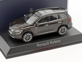 Renault Koleos Baujahr 2016 braun metallic 1:43 Norev