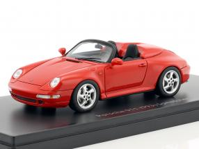 Porsche 911 (993) Speedster red 1:43 Schuco