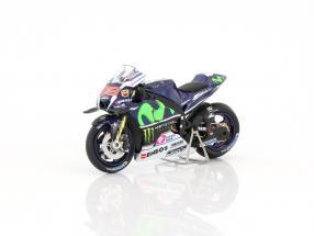 Jorge Lorenzo Yamaha YZR-M1 #99 Winner French GP MotoGP 2016 1:43 Spark